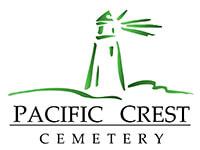 Pacific Crest Cemetery Logo